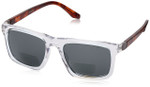 Spine Optics Polarized Bi-Focal Reading Sunglasses SP3004-800 in Crystal Tortoise