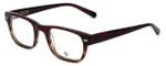 Original Penguin Designer Eyeglasses The Greer in Burgundy 49mm :: Custom Left & Right Lens