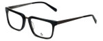 Original Penguin Designer Eyeglasses The Stanford in Black 55mm :: Custom Left & Right Lens