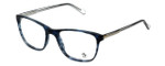 Original Penguin Designer Eyeglasses The Anderson in Navy 52mm :: Progressive