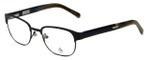 Original Penguin Designer Eyeglasses The Tinsley in Black 48mm :: Progressive