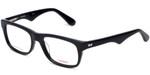 Carrera Designer Eyeglasses CA6609-807 in Black 53mm :: Custom Left & Right Lens