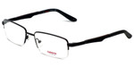 Carrera Designer Eyeglasses CA8804-0003 in Black 55mm :: Custom Left & Right Lens