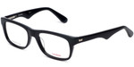 Carrera Designer Eyeglasses CA6609-807 in Black 53mm :: Rx Single Vision