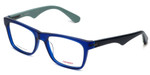 Carrera Designer Eyeglasses CA6617-0QT in Blue 53mm :: Rx Single Vision