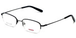 Carrera Designer Eyeglasses CA7417-0003 in Black 51mm :: Rx Single Vision