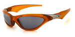 Oakley Classic Sport Sunglasses (Orange & Grey Tint)