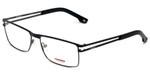 Carrera Designer Reading Glasses CA7580-832 in Black Gunmetal 55mm