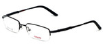 Carrera Designer Eyeglasses CA7452-091T in Black 52mm :: Custom Left & Right Lens