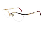 Cazal Designer Eyeglasses Cazal 425-969 in Gold 51mm :: Progressive