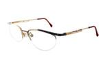 Cazal Designer Reading Glasses Cazal 425-969 in Gold 51mm
