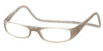 Clic Magnetic Eyewear Regular Fit Euro Style in Iceberg :: Custom Left & Right Lens