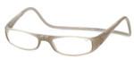 Clic Magnetic Eyewear Regular Fit Euro Style in Iceberg :: Custom Left & Right Lens