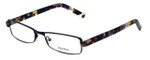 Vera Wang Designer Eyeglasses V085 in Black 52mm :: Custom Left & Right Lens