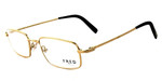 Fred Eyeglass Collection :: Manhattan in Gold (006)