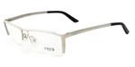 Fred Eyeglass Collection :: St. Moritz in Gun-Metal (001)