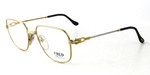 Fred Eyeglass Collection :: Zephir in Gold