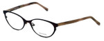 Vera Wang Designer Reading Glasses V307 in Umber 51mm
