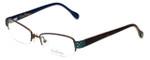 Lilly Pulitzer Designer Eyeglasses Eve in Brown 51mm :: Custom Left & Right Lens