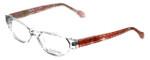 Lilly Pulitzer Designer Eyeglasses Winnie in Crystal  51mm :: Custom Left & Right Lens