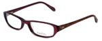 Lilly Pulitzer Designer Eyeglasses Ricci in Berry 50mm :: Rx Single Vision