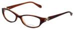 Lilly Pulitzer Designer Eyeglasses Kolby in Havana-Tortoise 51mm :: Rx Bi-Focal