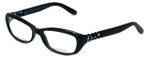 Marc Jacobs Designer Eyeglasses MMJ550-0807 in Black 52mm :: Custom Left & Right Lens