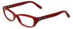Marc Jacobs Designer Eyeglasses MMJ550-0EXD in Rust 52mm :: Custom Left & Right Lens