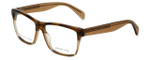 Marc Jacobs Designer Eyeglasses MMJ630-0AT4 in Brown-Horn 54mm :: Custom Left & Right Lens