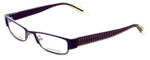 Marc Jacobs Designer Eyeglasses MMJ555-0MD9 in Violet 50mm :: Rx Bi-Focal