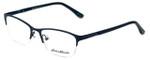 Eddie-Bauer Designer Eyeglasses EB8602 in Satin-Navy 51mm :: Custom Left & Right Lens