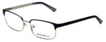 Eddie-Bauer Designer Eyeglasses EB8237 in Black 51mm :: Rx Single Vision