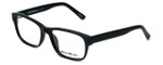 Eddie-Bauer Designer Eyeglasses EB8607 in Black 55mm :: Rx Single Vision