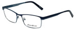 Eddie-Bauer Designer Reading Glasses EB8605 in Blue 54mm