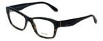 Prada Designer Eyeglasses VPR24R-2AU1O1 in Tortoise 52mm :: Custom Left & Right Lens