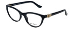 Salvatore Ferragamo Designer Eyeglasses SF2727-001 in Black 53mm :: Rx Single Vision