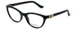 Salvatore Ferragamo Designer Eyeglasses SF2727-001 in Black 53mm :: Rx Bi-Focal
