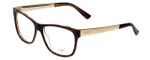 Gucci Designer Reading Glasses GG3741-2EZ in Tortoise-Gold 54mm