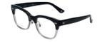 Gucci Designer Reading Glasses GG3747-X9H in Black-Crystal 50mm