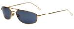 Gucci Designer Sunglasses 1288 in Gold