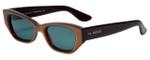 Gucci Designer Sunglasses 2418 in Bronze-Black