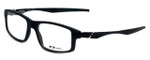Oakley Designer Eyeglasses Trailmix OX8035-0152 in Satin Black 52mm :: Progressive