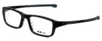 Oakley Designer Eyeglasses Chamfer OX8039-0455 in Brownstone 55mm :: Progressive