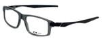 Oakley Designer Reading Glasses Trailmix OX8035-0452 in Grey Smoke 52mm