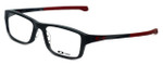 Oakley Designer Reading Glasses Chamfer OX8039-0355 in Satin Pavement 55mm