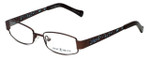 Lucky Brand Designer Eyeglasses Gypsy in Brown 46mm :: Custom Left & Right Lens