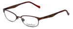 Lucky Brand Designer Eyeglasses Lizzie in Brown 48mm :: Custom Left & Right Lens