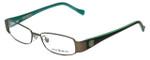 Lucky Brand Designer Eyeglasses Penny in Brown 51mm :: Custom Left & Right Lens