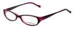 Lucky Brand Designer Eyeglasses Beach Trip in Burgundy 49mm :: Rx Single Vision