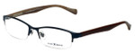 Lucky Brand Designer Eyeglasses Fleetwood in Navy 53mm :: Progressive